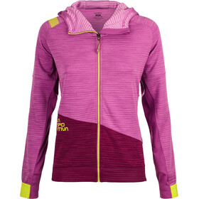 La Sportiva W's Aim Hoody Purple/Plum